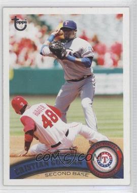 2011 Topps - [Base] - Target Throwback #327 - Cristian Guzman