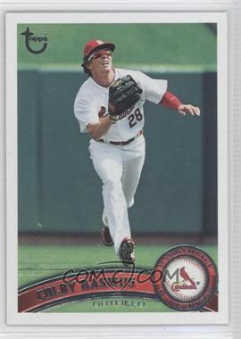 2011 Topps - [Base] - Target Throwback #448 - Colby Rasmus