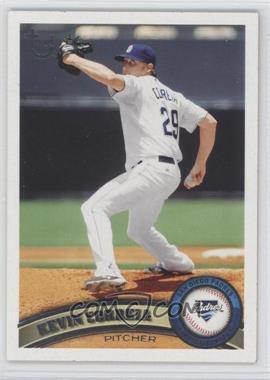2011 Topps - [Base] - Target Throwback #47 - Kevin Correia