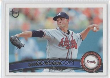 2011 Topps - [Base] - Target Throwback #478 - Mike Minor