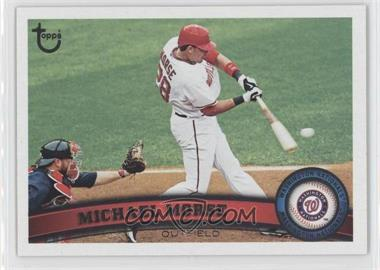 2011 Topps - [Base] - Target Throwback #518 - Mike Morse