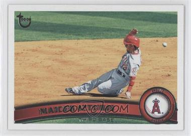 2011 Topps - [Base] - Target Throwback #529 - Maicer Izturis