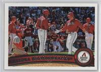 Arizona Diamondbacks Team