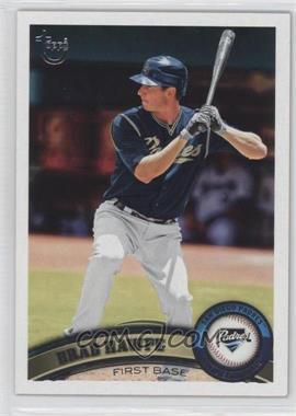 2011 Topps - [Base] - Target Throwback #572 - Brad Hawpe