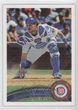2011 Topps - [Base] - Target Throwback #611 - Geovany Soto
