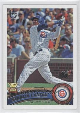 2011 Topps - [Base] - Target Throwback #655 - Starlin Castro