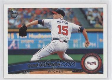 2011 Topps - [Base] - Target Throwback #77 - Tim Hudson