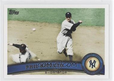 2011 Topps - [Base] #330.2 - Phil Rizzuto (Legends)