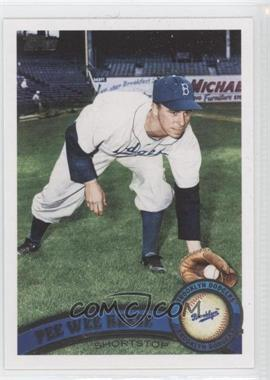 2011 Topps - [Base] #435.2 - Pee Wee Reese (Legends)