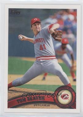 2011 Topps - [Base] #516.2 - Tom Seaver (Legends)