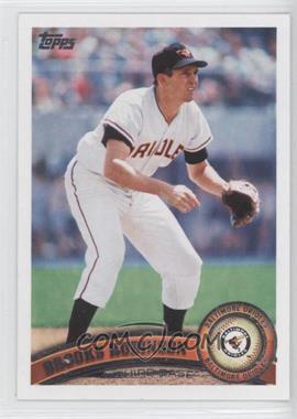 2011 Topps - [Base] #660.2 - Brooks Robinson (Legends)