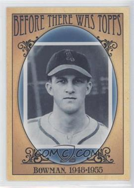 2011 Topps - Before There was Topps #BTT7 - Stan Musial