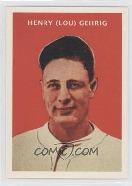 2011 Topps - CMG Worldwide Vintage Reprints #CMGR-20 - Lou Gehrig