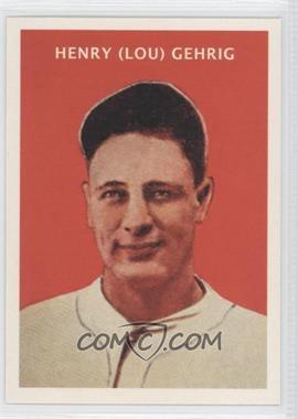 2011 Topps - CMG Worldwide Vintage Reprints #CMGR-20 - Lou Gehrig