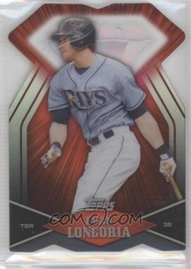 2011 Topps - Diamond Dig Contest Diamond Die Cut #DDC-30 - Evan Longoria