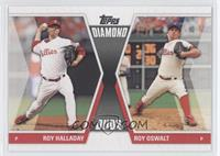Roy Halladay, Roy Oswalt