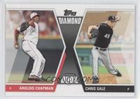 Aroldis Chapman, Chris Sale