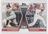 Ryan Zimmerman, Jayson Werth