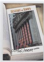 1972 - Topps goes public