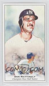 2011 Topps - Kimball Champions - Mini #KC-83 - Don Mattingly