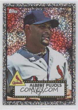 2011 Topps - Prizes 1952 Topps Black Diamond Wrapper Redemptions #11 - Albert Pujols