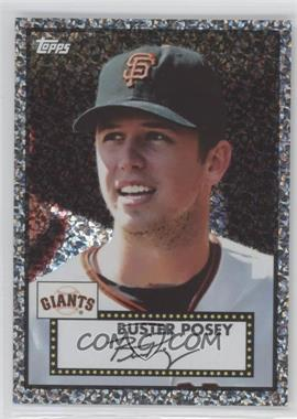 2011 Topps - Prizes 1952 Topps Black Diamond Wrapper Redemptions #43 - Buster Posey