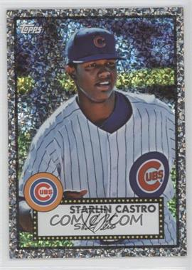 2011 Topps - Prizes 1952 Topps Black Diamond Wrapper Redemptions #59 - Starlin Castro