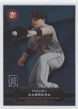 2011 Topps - Ticket to Toppstown #TT-1 - Miguel Cabrera