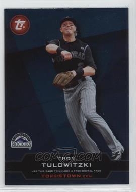 2011 Topps - Ticket to Toppstown #TT-48 - Troy Tulowitzki