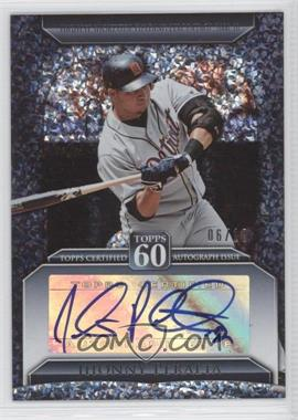 2011 Topps - Topps 60 - Diamond Anniversary Autographs [Autographed] #T60A-JP - Jhonny Peralta /10