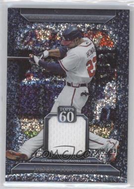 2011 Topps - Topps 60 - Diamond Anniversary Relics #T60R-JH - Jason Heyward /99