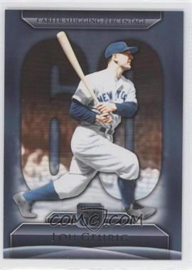2011 Topps - Topps 60 #T60-5 - Lou Gehrig