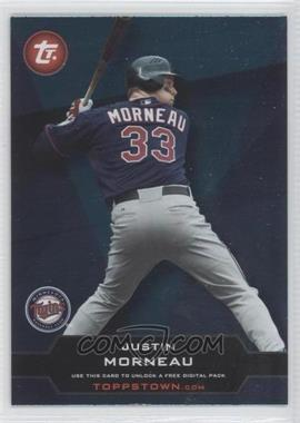 2011 Topps - ToppsTown Series 2 #TT2-12 - Justin Morneau