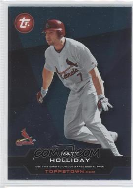 2011 Topps - ToppsTown Series 2 #TT2-23 - Matt Holliday