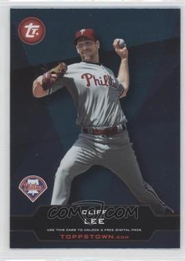 2011 Topps - ToppsTown Series 2 #TT2-3 - Cliff Lee