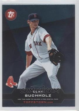 2011 Topps - ToppsTown Series 2 #TT2-39 - Clay Buchholz