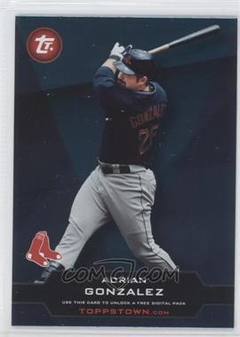 2011 Topps - ToppsTown Series 2 #TT2-7 - Adrian Gonzalez
