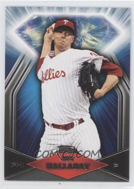 2011 Topps - Wal-Mart Blue Diamond #BDW15 - Roy Halladay