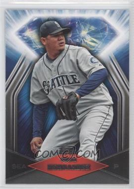 2011 Topps - Wal-Mart Blue Diamond #BDW19 - Felix Hernandez