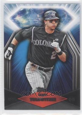 2011 Topps - Wal-Mart Blue Diamond #BDW24 - Troy Tulowitzki