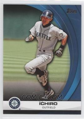 2011 Topps - Wal-Mart Hanger Pack Inserts - Blue #WHP13 - Ichiro Suzuki