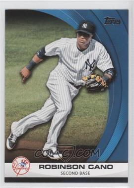 2011 Topps - Wal-Mart Hanger Pack Inserts - Blue #WHP22 - Robinson Cano