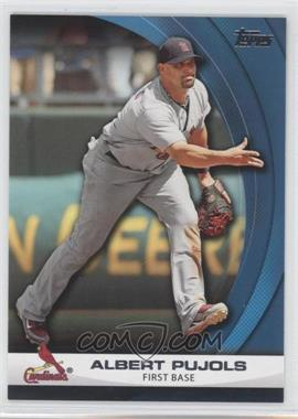 2011 Topps - Wal-Mart Hanger Pack Inserts - Blue #WHP5 - Albert Pujols