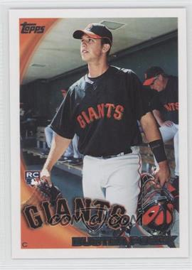 2011 Topps 60 Years of Topps Original Back #2 - Buster Posey