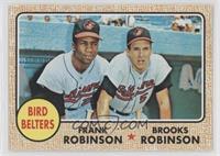 Francisco Rodriguez, Brian Roberts, Frank Robinson