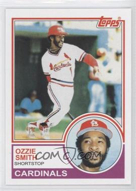 2011 Topps 60 Years of Topps Original Back #540 - Ozzie Smith