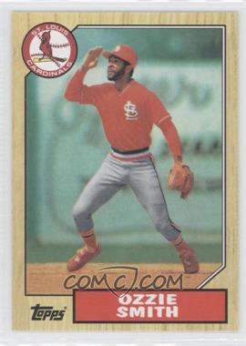 2011 Topps 60 Years of Topps Original Back #749 - Ozzie Smith