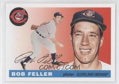 2011 Topps 60 Years of Topps: The Lost Cards Original Back #203 - Bob Feller