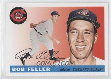 2011 Topps 60 Years of Topps: The Lost Cards Original Back #203 - Bob Feller