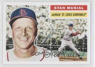 2011 Topps 60 Years of Topps: The Lost Cards Original Back #341 - Stan Musial